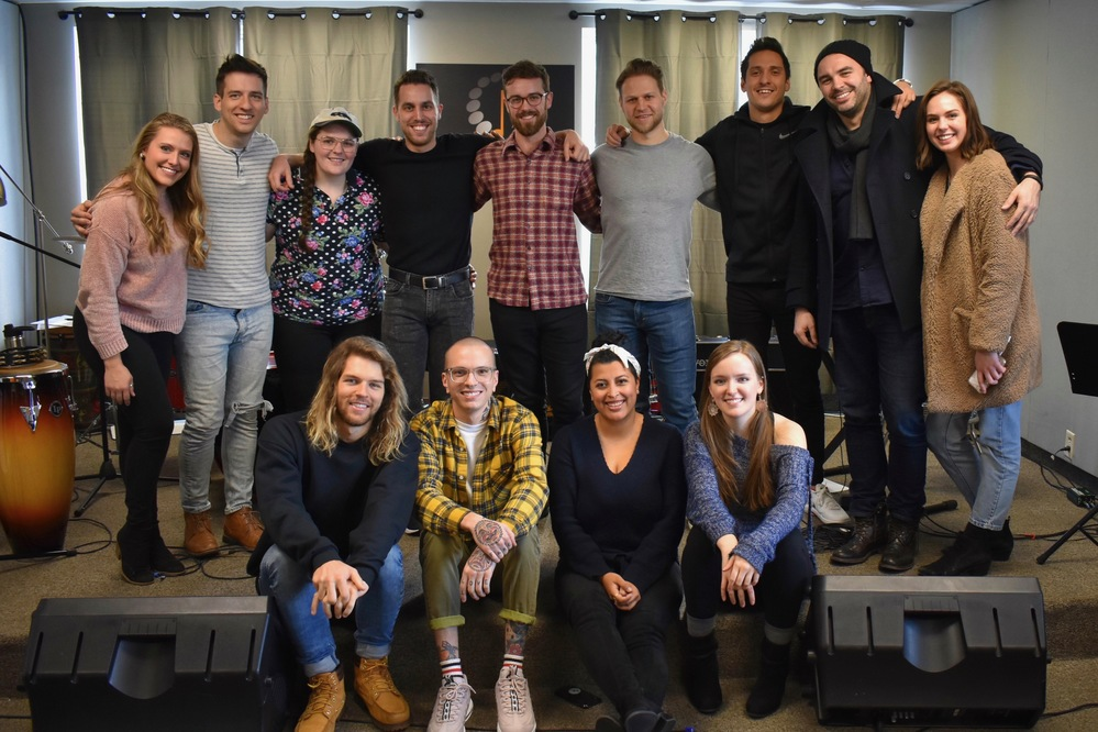 🎉 Anacrusis hosts 5th Sundance Writing Camp!