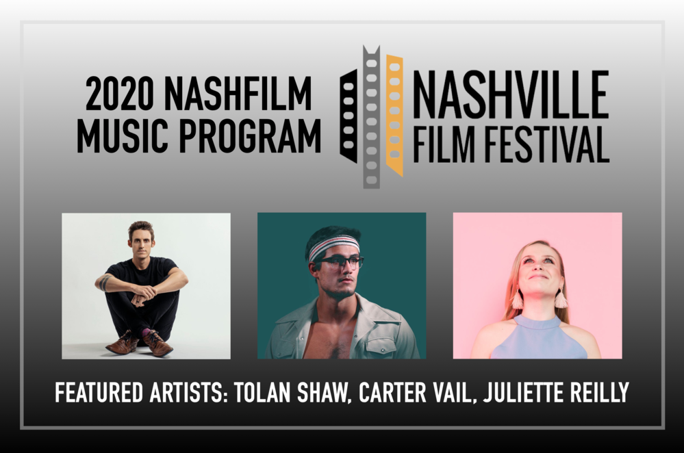 🎉Nashville Film Festival- Anacrusis artists
